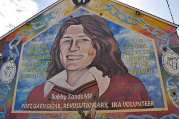"Image result for ""bobby sands"" ""falls road"""
